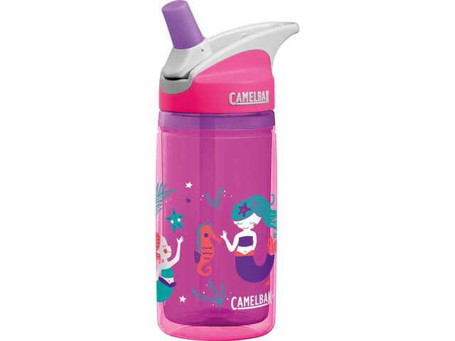 CamelBak Eddy Isolierte Flasche 400ml Kinder pink mermaids